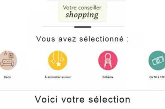 E-commerce : La Redoute déploie des galeries personnalisées pour chaque client