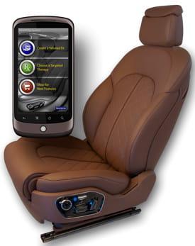 siège smartfit faurecia