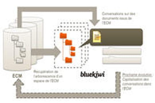 Bluekiwi 10.5 fonctionnalités détaillées
