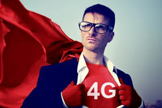 4G pro : Internet mobile en entreprise