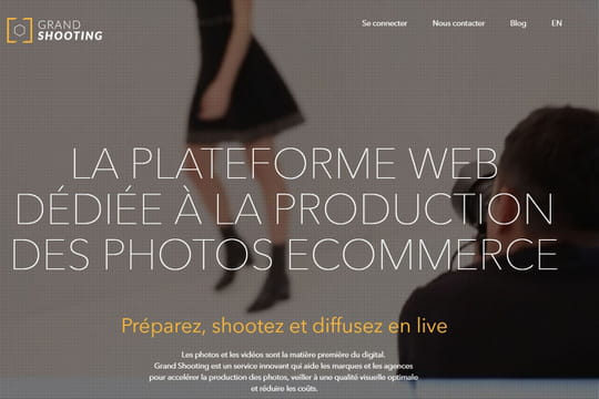 Confidentiel : Grand Shooting lève 400 000 euros pour produire des photos à destination des e-commerçants