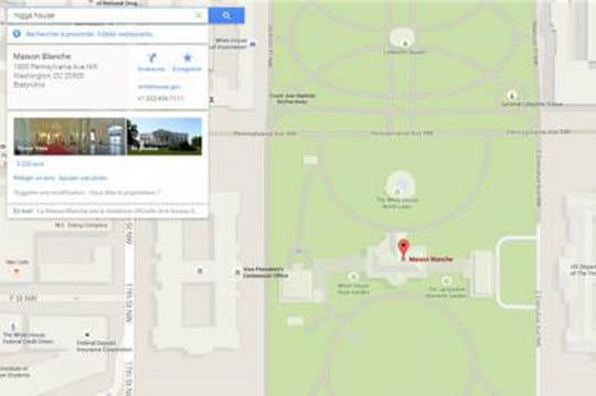 """Le """"Google Bombing"""" de retour sur Google Maps, mais bientôt enterré ?"""