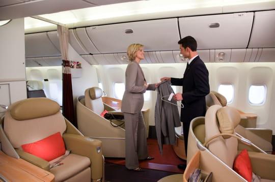 Première classe Air France
