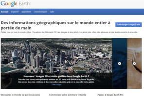 Google Earth Pro est désormais disponible gratuitement
