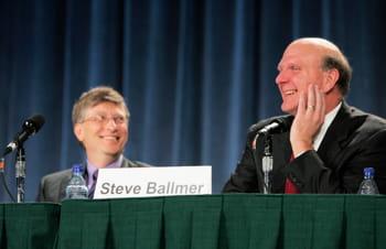 steve ballmer a remplacé bill gates à la tête de microsoft en janvier 2000.