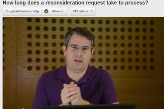 SEO : Google détaille comment les demandes de réexamen sont traitées