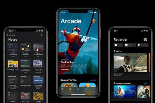 iOS13/ iPadOS13: Apple prépare iOS13.4en attendantiOS14