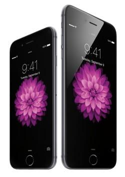 iphone 6 d'apple.
