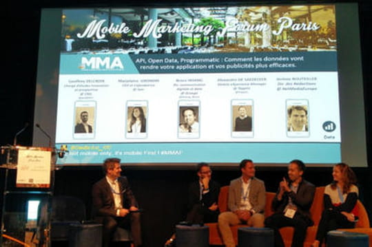 Participez au Mobile Marketing Forum Paris le 7 décembre prochain