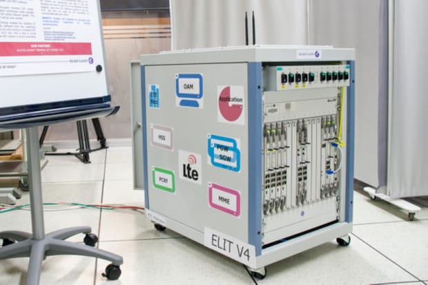 Alcatel-Lucent Bell Labs Open Days : LTE