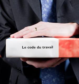 le code du travail n'évoquerait pas le télétravail.