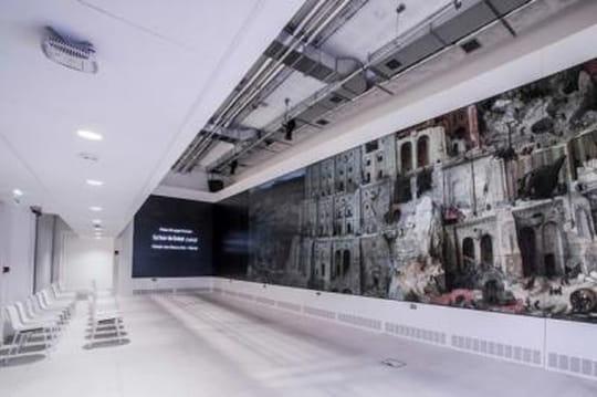 Google inaugure le Lab de son Institut Culturel parisien