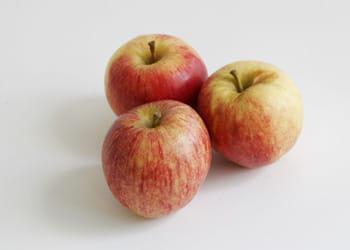 un euro = trois pommes