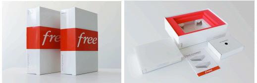 freebox packaging