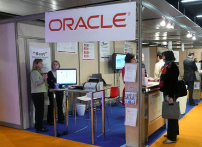 oracle présentait oracle content management, sa plate-forme unifiée de gestion