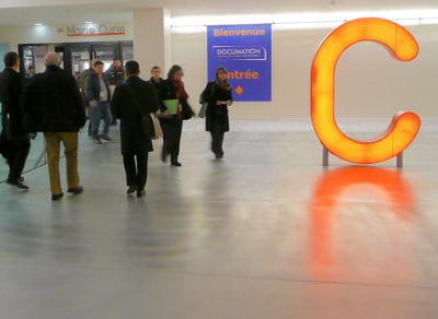 documation 2008 était cette année hébergé au cnit, dans le centre d'affaires de