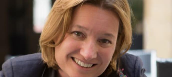 """Isabelle Bordry (Retency):""""Nous permettons aux magasins d'optimiser leurs flux et d'améliorer l'expérience utilisateur"""""""