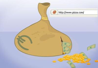 un beau record pour pizza.com