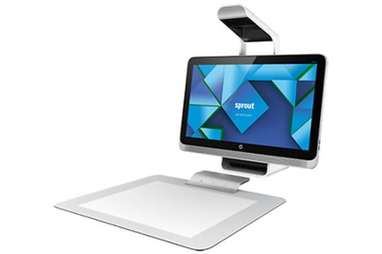 Sprout : HP lève le voile sur la version Pro de son PC sans clavier physique
