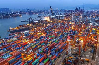 Une dose d'IA, une touche d'IoT: les ports français aussi deviennent smart