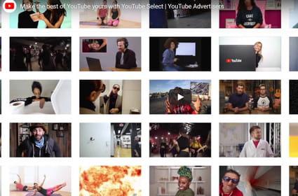 Pas à pas, Youtube se rapproche du monde de la TV