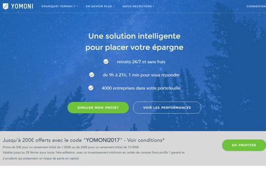 Info JDN: le robo-advisor Yomoni lève 5millions d'euros