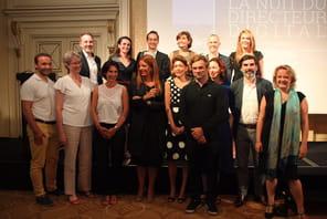 Les gagnants de la Nuit du Directeur Digital 2017sont...