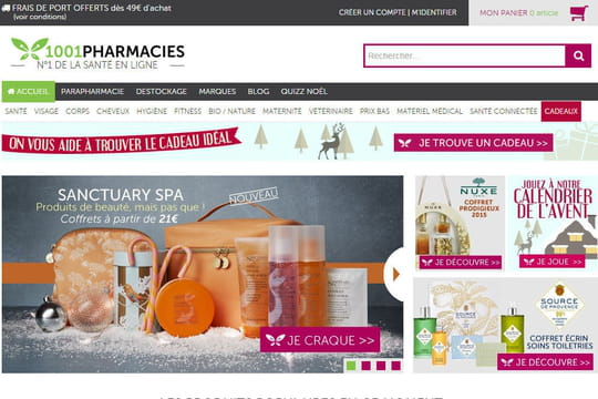 Confidentiel : 1001Pharmacies attaque Caudalie devant l'Autorité de la concurrence