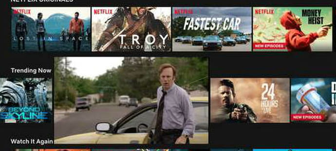 Netflixaugmente ses prix aux Etats-Unis