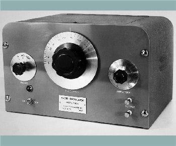 hewlett-packard a sorti ses premiers modèles en 1939.