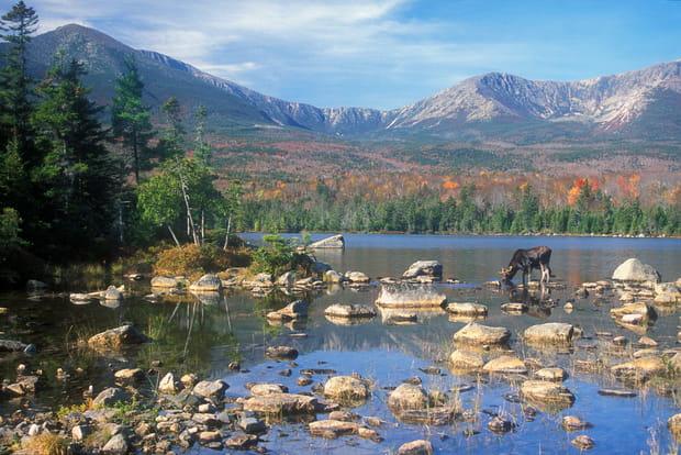 Le sentier des Appalaches, Etats-Unis