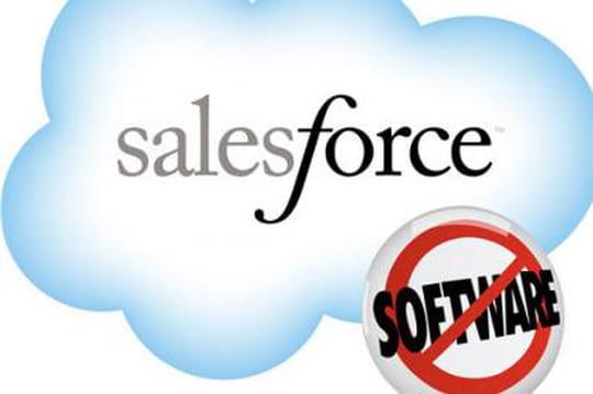 Salesforce à nouveau victime d'une panne