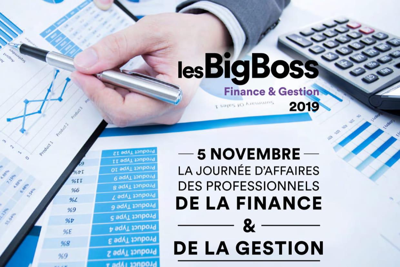 Les BigBoss : participez à la journée Finance & Gestion le 5 novembre...