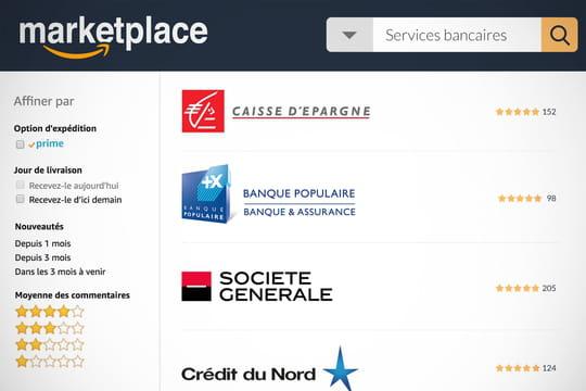 Les banques françaises se rêvent en Amazon des services financiers