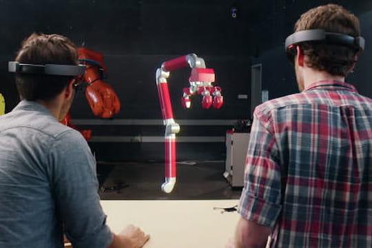 Microsoft Hololens, HTC Vive : la concurrence de l'Oculus Rift arrive