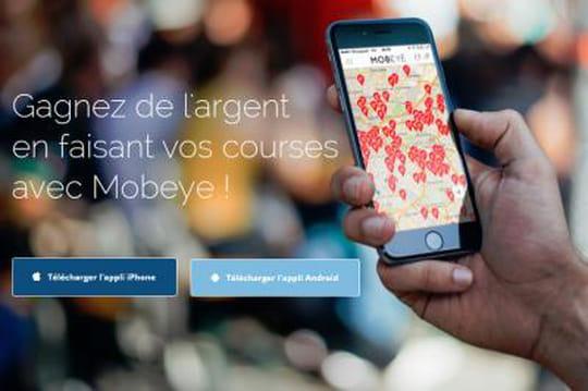 Confidentiel: Mobeye, l'appli qui permet aux marques de surveiller leurs rayons, lève 1,2million d'euros