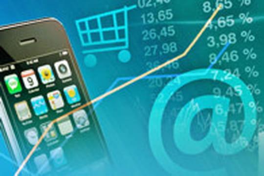 Le marché du m-commerce a pesé 500 millions d'euros en2010