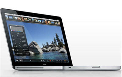 le nouveau mac book