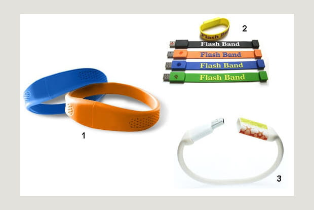 Clé bracelet