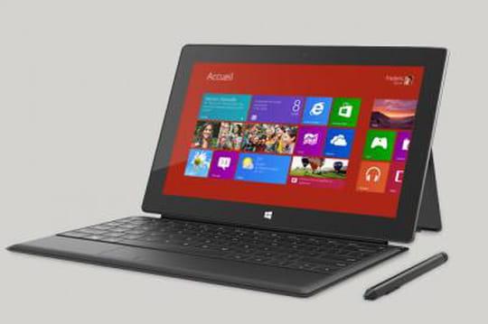 Microsoft baisse définitivement le prix de ses tablettes Surface