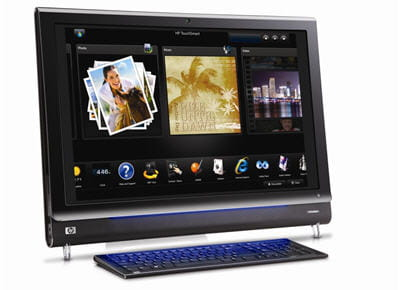 hp touchsmart pc iq810