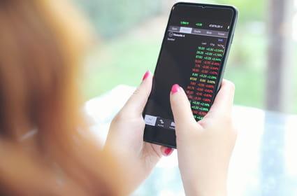15applications mobiles pour investir en bourse