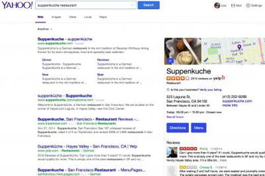 Yahoo devient le moteur de recherche par défaut de Mozilla aux Etats-Unis