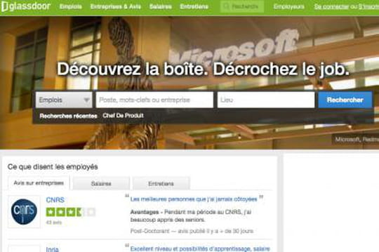 Recrutement : Glassdoor se lance en France et mise sur la transparence