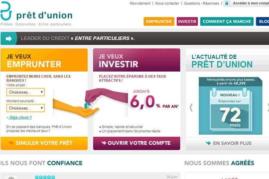 Prêt d'Union lève 31 millions d'euros et s'attaque à l'Europe