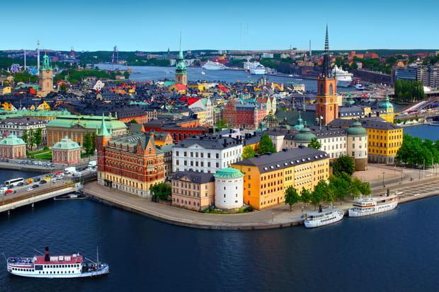 5e: Suède