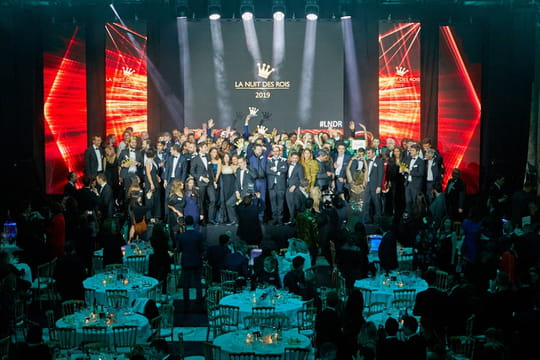 Marketing digital: découvrez les lauréats de la Nuit des Rois 2019
