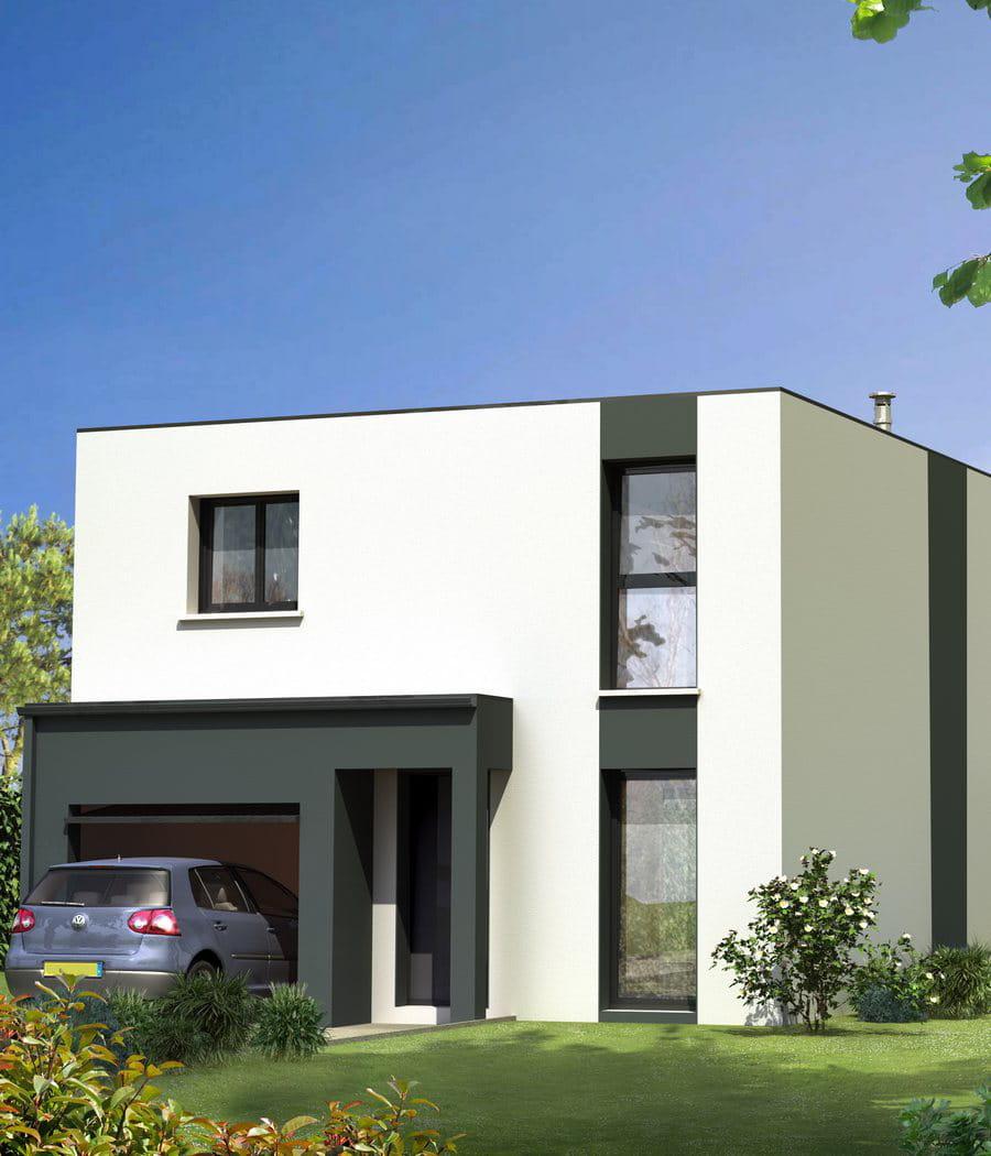 une maison semi finie moins de 100 000 euros. Black Bedroom Furniture Sets. Home Design Ideas