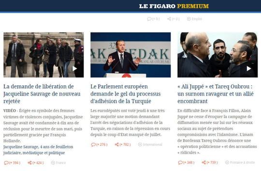 Audience mobile en France: le groupe Figaro - CCM Benchmark s'installe à la troisième place