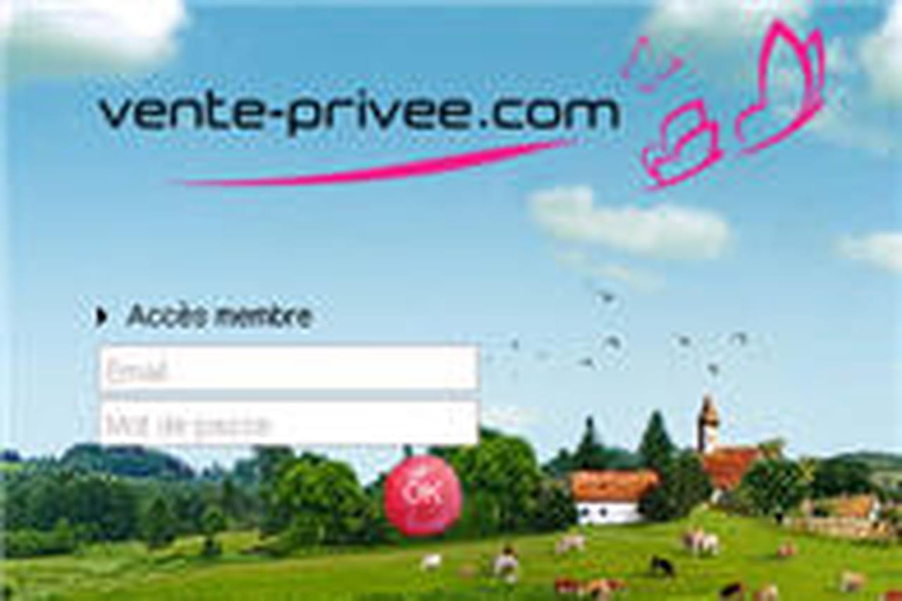 Vente lance un nouveau type de vente v nementielle - Retourner un produit vente privee ...